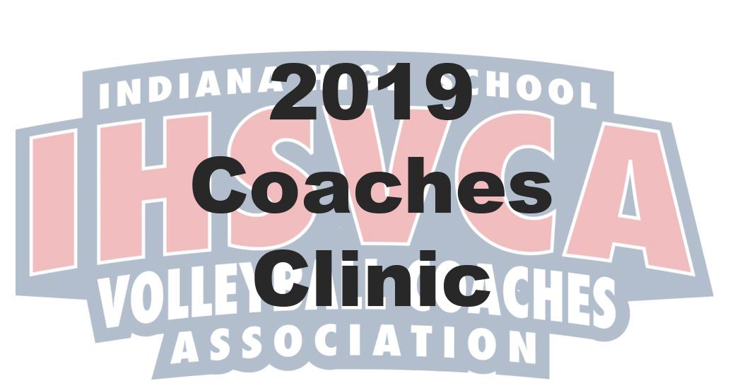 2019 Coaches Clinic