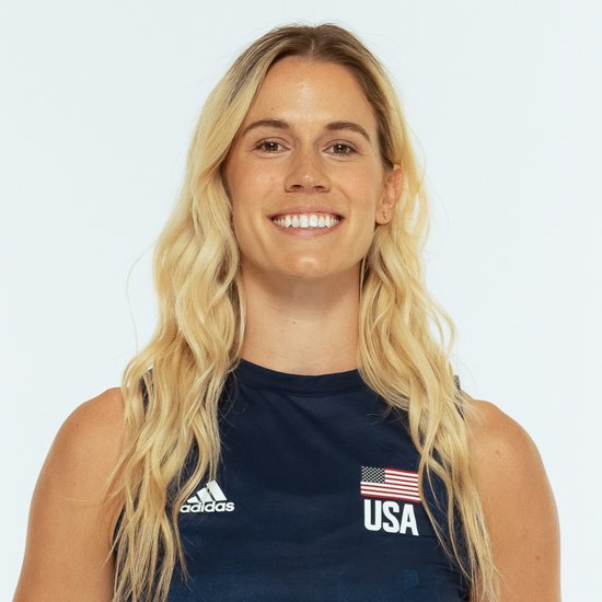 Annie Drews named to USA Olympic Volleyball Team