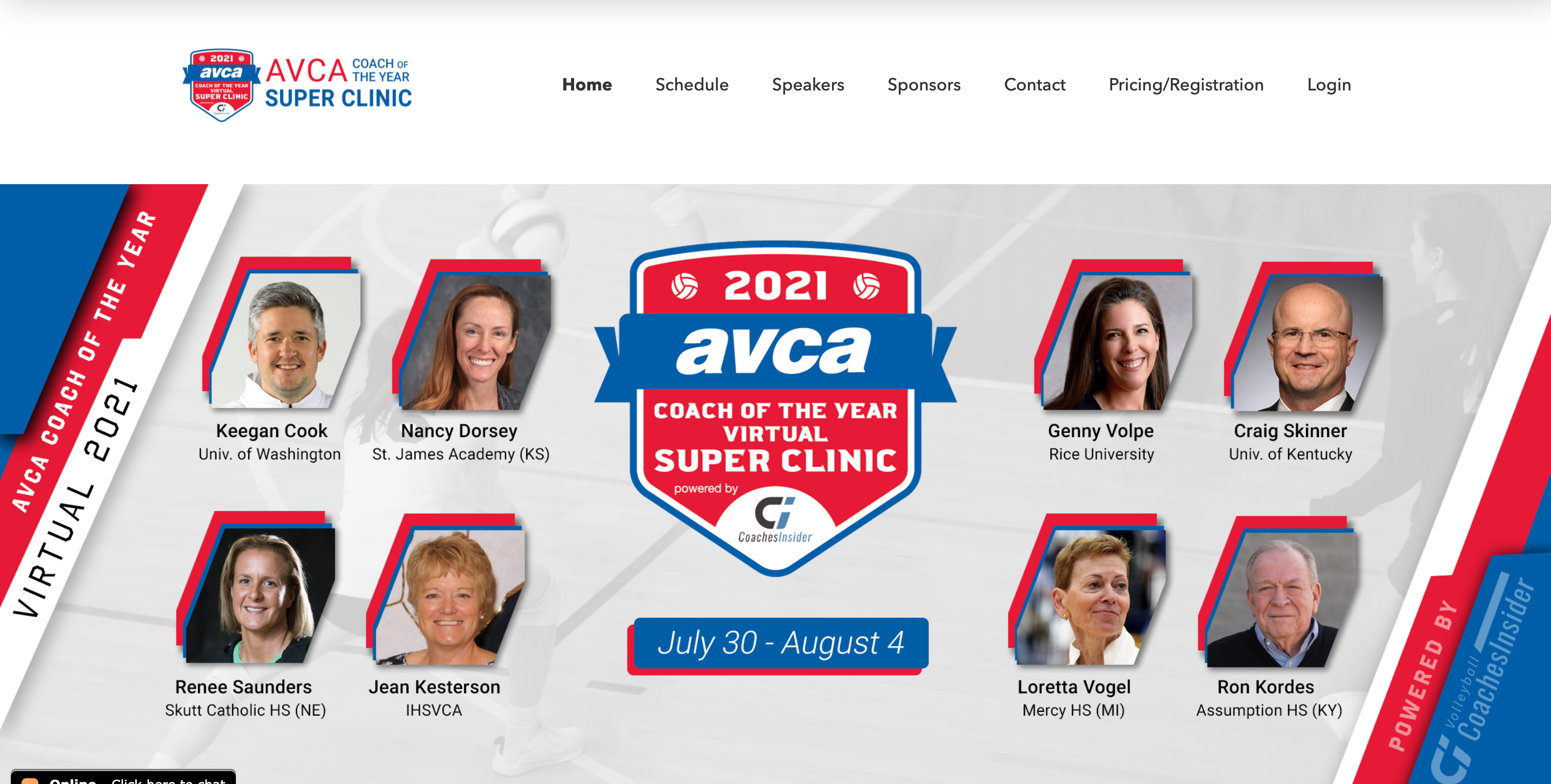 Learn from National Coaches of the Year.