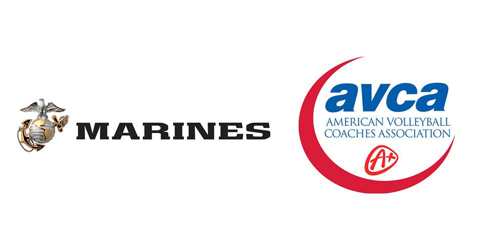 2021 USMC/AVCA Team Academic Award Announced