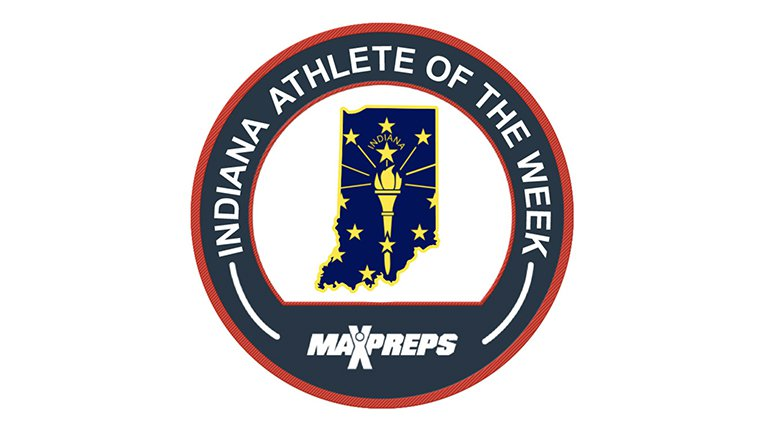 Emily Bell (Frontier HS) named Indiana MaxPreps/AVCA Indiana POW, August 31st